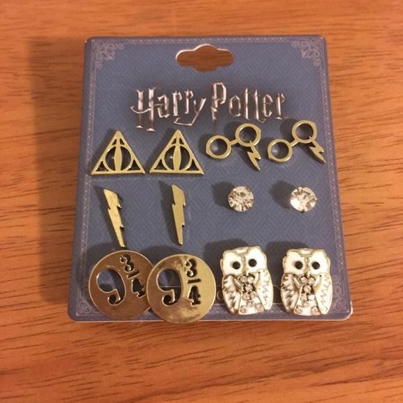 b2096023a Jewelry | Harry Potter Earring Set | Poshmark